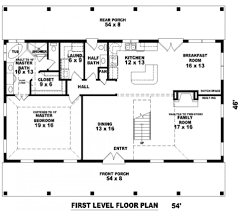 bungalow open floor plans uncategorized bungalow house plan one story unusual within