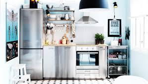 edelstahl küche moderne und funktionelle küche design ideen ikea at