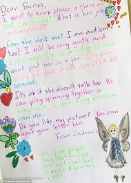 autistic eight year old u0027s adorable letter looking for a new