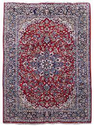 11 X 11 Area Rug Isfahan Handmade Rug 8 U0027 X 11 U0027 Persian Ebay