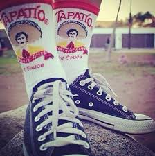 tapatio keychain these socks on the hunt