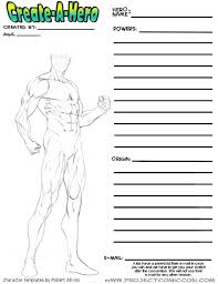 more create your own character examples robert atkins art