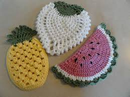 crochet pot holders enhance the beauty of your home u2013 the knit box