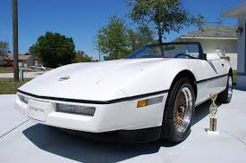 corvettes for sale in florida 1986 corvette convertible for sale florida one owner 1986 pace