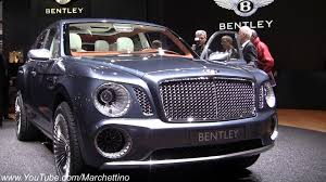 new bentley truck interior 2013 bentley exp 9 f concept suv in detail youtube