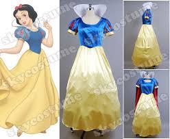 disney princess snow white fancy dress cosplay costume skycostume