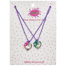best friends necklace set images Mermaid best friends necklace jpg