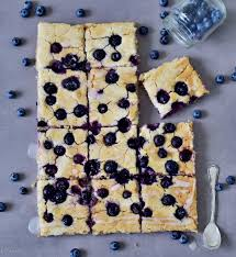 oven baked blueberry pancakes vegan gluten free healthy elavegan