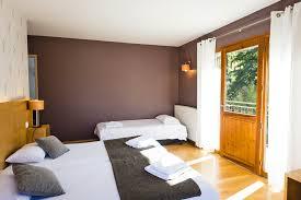 chambre communicante le chalet hôtel le chalet à ax les thermes chambre communicante