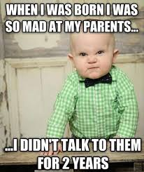 Mad Baby Meme - best 25 angry baby meme ideas on pinterest angry baby face