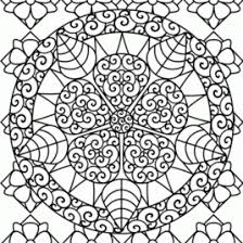 free coloring pages for adults printable hard to color all about