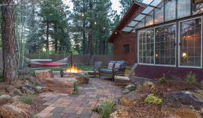 Patio Landscape Designs by Kaibab Landscaping Flagstaff Landscaping Company Design