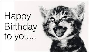 template free birthday ecards singing cats with free email birthday cards free gangcraft net