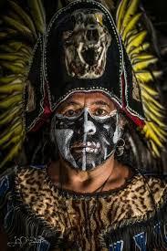 Aztec Halloween Costume Aztec Warrior Ceremonial Dress Puerto Vallarta