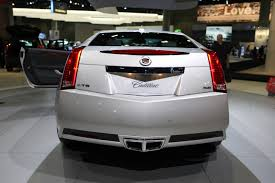 cadillac 2011 cts coupe file 2011 cadillac cts coupe rear 3 jpg wikimedia commons