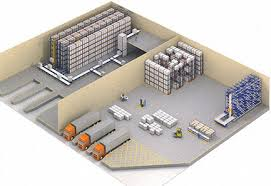 Warehouse Layout Factors | warehouse design and layout 6 basic factors mecalux com