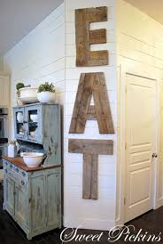 inspired living nursery wall letters