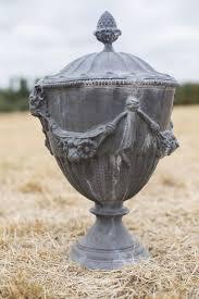 english lead adam style ram lidded urn manon