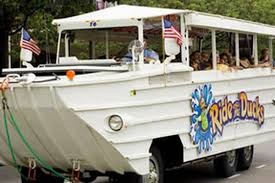 amphibious vehicle duck plans for duck boat tours plucked from french quarter curbed new