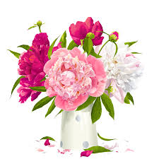 Peonies Flower Peonies Flower Cliparts Free Download Clip Art Free Clip Art