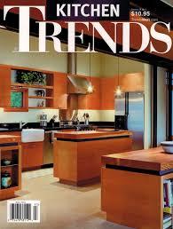 kitchen trends magazine featured in kitchen trends magazine the kitchen studio of glen