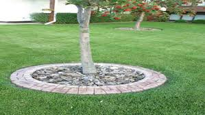 Landscaping Ideas Around Trees Landscape Edging Ideas Around Trees Home Design Ideas
