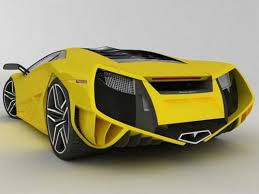 lamborghini mix this is a lamborghini concept and it has a outstanding rear