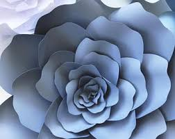 Paper Flowers Video - diy paper flowers for photo backdrops or home decor paper