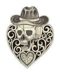 skull moon tattoo art design skull moon smiley face for tattoo