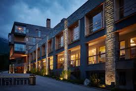 hotel architektur alpine lifestyle hotel architektur raum das kronthaler