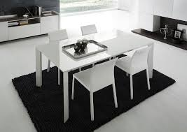 dining room tables seattle slide white rectangular dining table with glass top dining tables