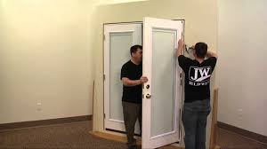 Security Hinges For Exterior Doors How To Remove Or Replace The Hinge Pin In An Exterior Door