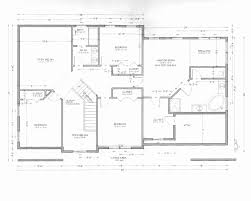 house plans with walkout basement inspirational ranch floor plans
