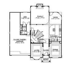 luxury floor plans caitlin modern luxury home plan 071d 0004 house plans and more