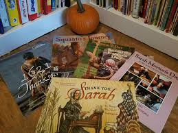 my favorite thanksgiving books for younger children build your