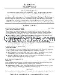 Best Project Management Resume by General Manager Resume Berathen Com