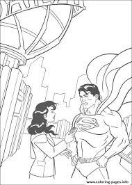 lois lane interviews superman coloring page550e coloring pages