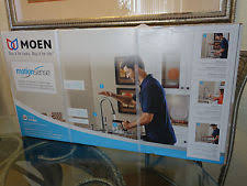 Moen Haysfield Kitchen Faucet by Moen Stainless Steel Home Faucets Ebay
