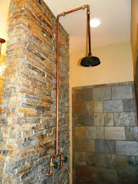 Outdoor Shower Head Copper - google image result for http st houzz com simages 1355572 0 15
