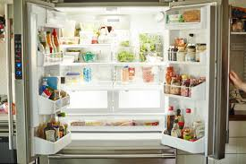 the best way to arrange the stuff inside your fridge kitchn