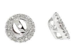 earring jackets for studs 18k diamond stud earring jackets stud earring jackets earrings