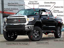Truck Wheel And Tire Packages Custom Toyota Tundra Trucks Near Raleigh And Durham Nc