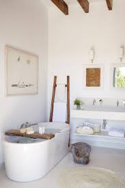 White Bathrooms by Top 25 Best Natural Bathroom Ideas On Pinterest Scandinavian