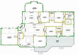 single story farmhouse house plans one designs level home lrg