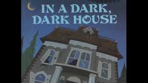 the halloween house book story time in the dark dark house youtube