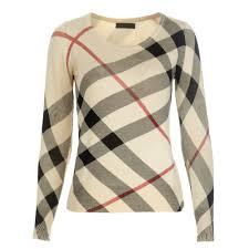 Plaid Cardigan Womens Women Tartan Plaid Check Stripe Long Sleeve Knit Sweater Beige