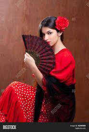 flamenco dancer spain woman gypsy image u0026 photo bigstock