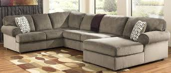 amazing u shaped sectional with ottoman photos fabric a upholstery