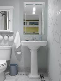 Small Bathroom Decorating Ideas HGTV - Small space bathroom designs pictures