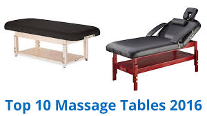 10 best massage tables 2016 youtube
